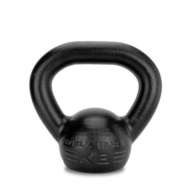 Cast Iron 8kg Kettlebell Made in America